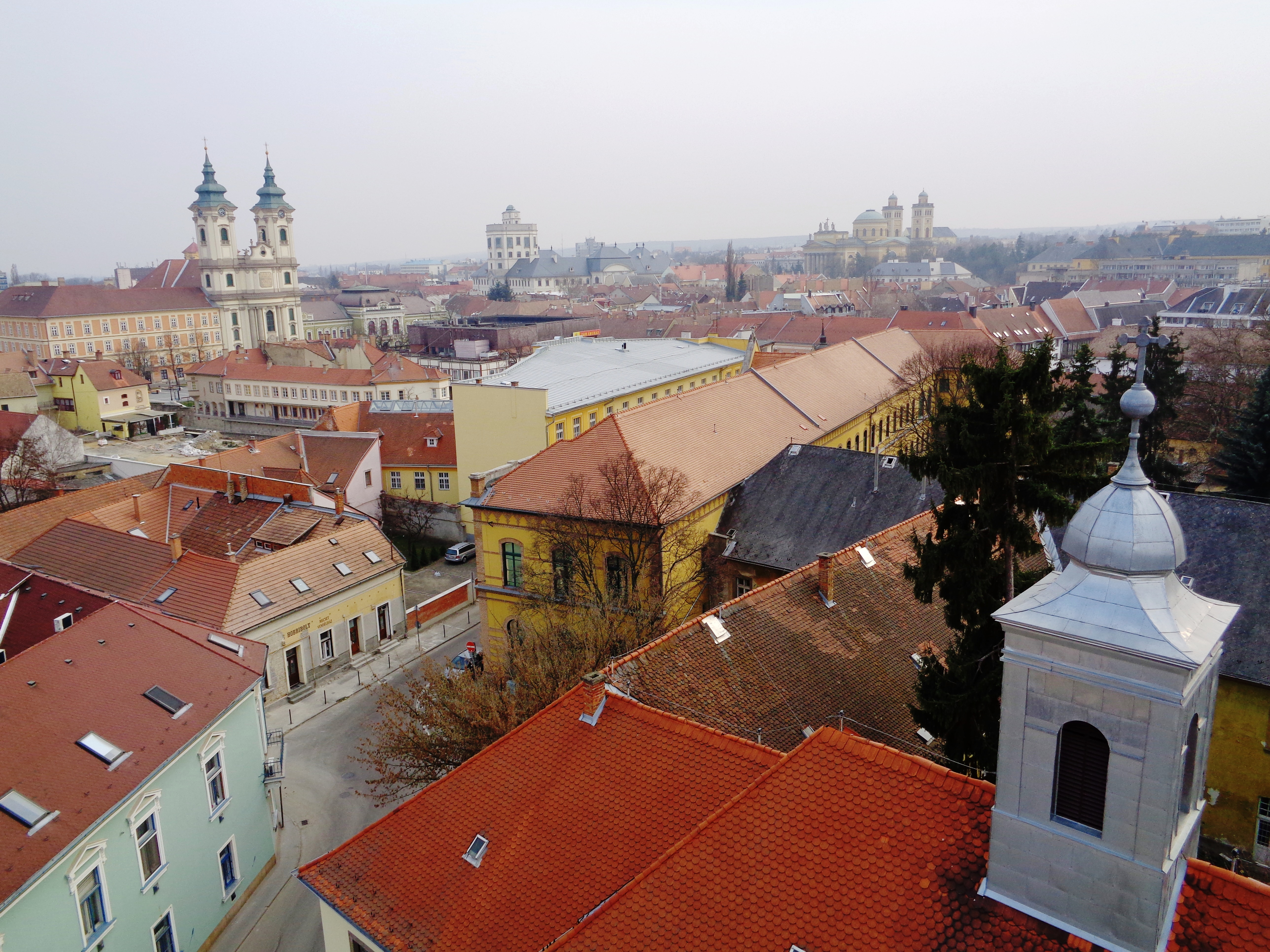 Eger and it's Wine Region - The Mystery of History