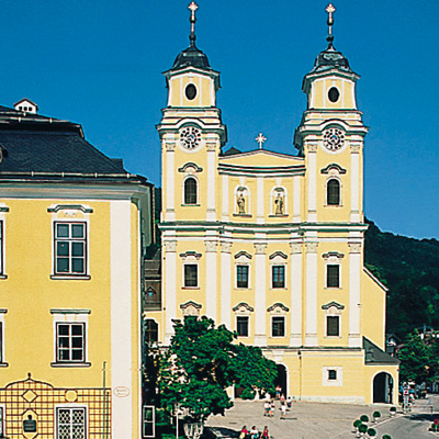 Church of Mondsee