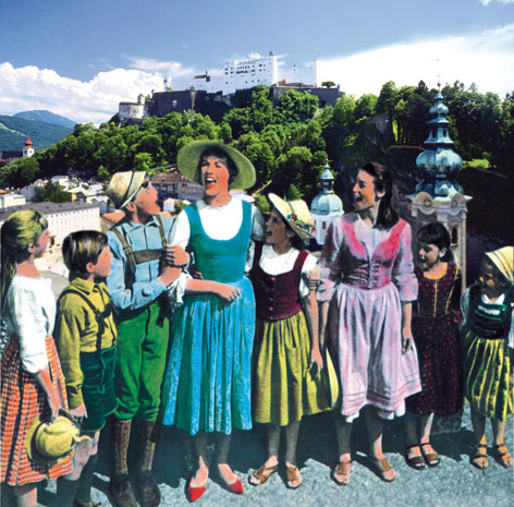 Salzburg_The Most Unique Sound of Music Tour and S