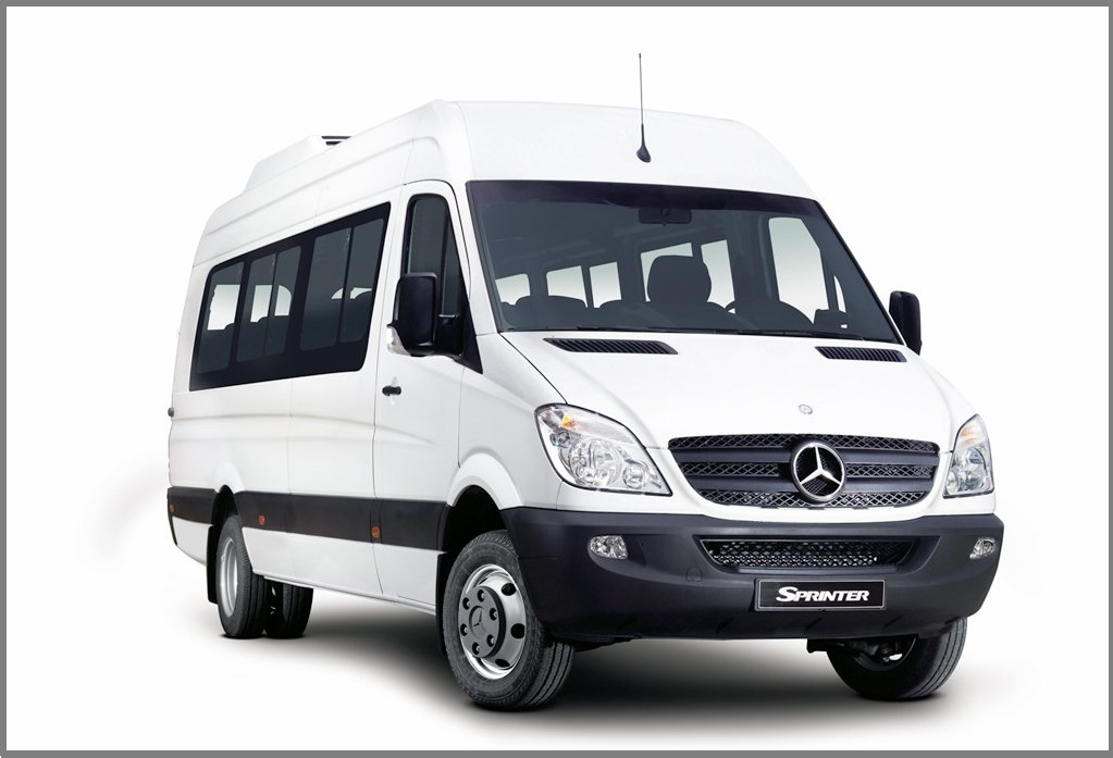 Limousine Service : Bus 20 MB SPRINTER or VW LT (2 and more hours) or Transfer Airport to Hotel (or Vice Versa)