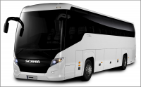 Limousine Service : Bus 50 SCANIA/ MB (2 and more hours) or Transfer Airport to Hotel (or Vice Versa)