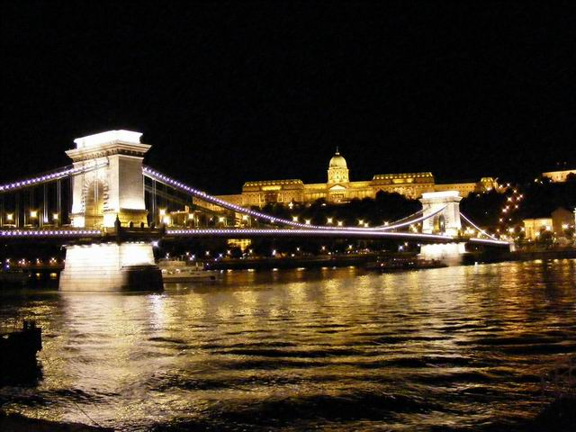 2-Hours River Cruise with Buffet Dinner