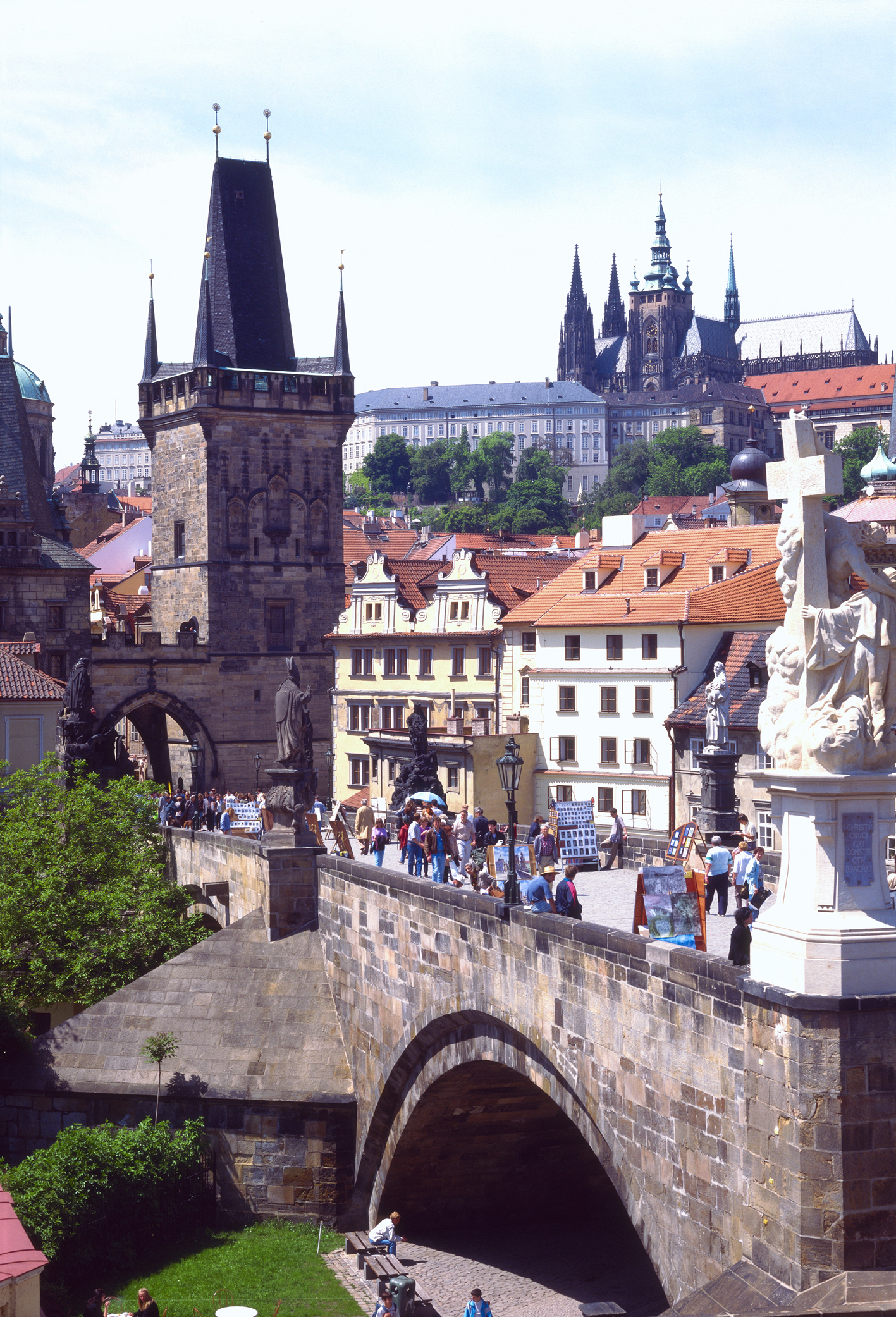 WT1 Introduction of Prague - The Royal Route Walki