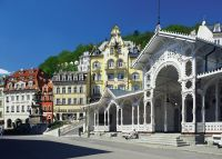 Karlovy Vary excursion with lunch
