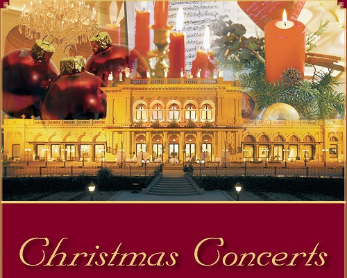 Christmas Concerts with Optional Festive Dinner in Vienna 24-30.12.2017