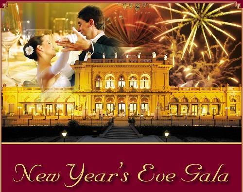 New Year's Eve Concerts with Optional Festive Dinner in Vienna 31.12.2017 and 1.1.2018