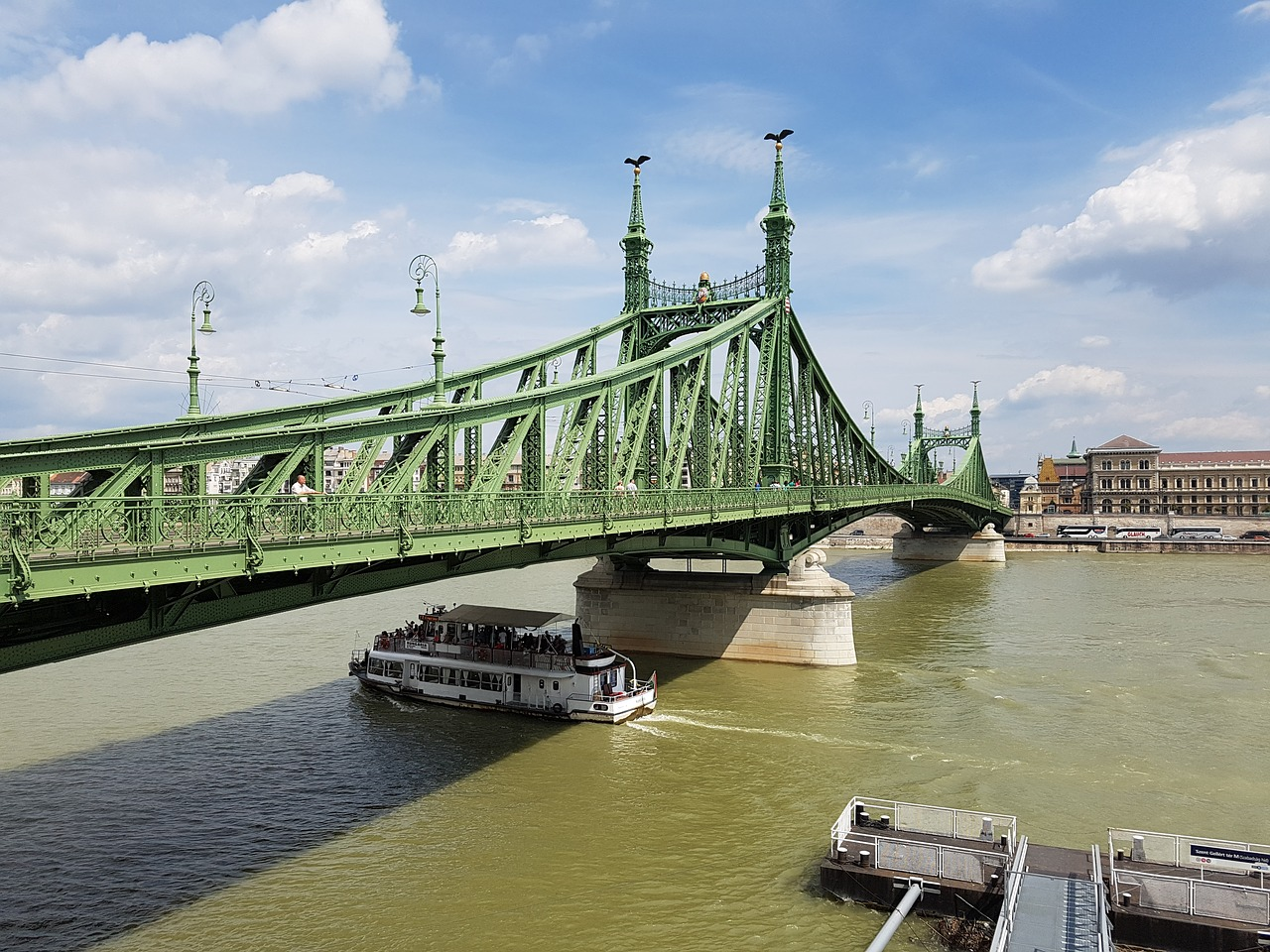 1-Hour River Cruise on the Danube