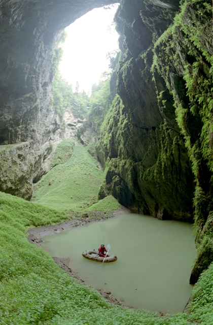 Les grottes du Karst Morave - private tour